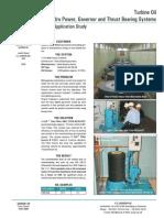 Industry TurbineOil HydroPower GovernorAndThrustBearingSyst ASIN5081UK