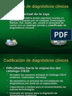 Codificación de Diagnosticos Clinicos