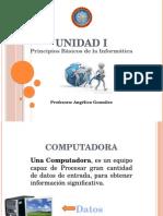Unidad I Presentación