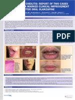 Exfoliative Cheilitis Report