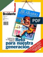 410 Revista Occidente agosto de 2011