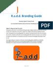 radd branding guide