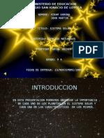 1260932344 El Sistema Solar Panama