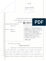 FBI SPECIAL AGENT Scott Bowman Indictment