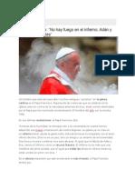Discurso Del Papa