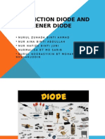 P-n Junction Diode and Zener Diode