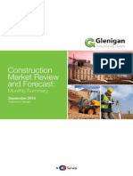 Glenigan Report September 2014 7534