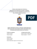 Informe Final de Pasantia 2015
