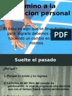 caminoalasuperacionpersonal-121202180753-phpapp01