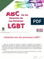 ABC de los derechos de personas LGBT.ppt