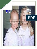 Caso Clinico Leucemia Infantil