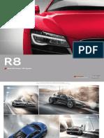 Catalogo Auto Deportivo Audi r8