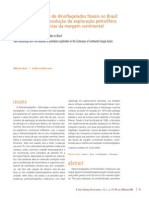Histórico Do Estudo de Dinoflagelados Fósseis No Brasil