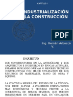 2.- INDUSTRIALIZACION DE LA CONSTRUCCON.ppt