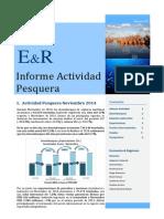 INFORME DE LA ACTIVIDAD PESQUERA 14.01.15