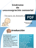 Desintegracion Sensorial