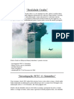 Realidade Oculta - World Trade Center - Maycon Mazzo