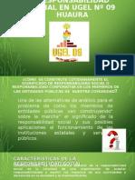Responsabilidad social EN UGEL Nº 09 HUAURA.ppt