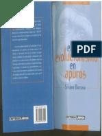 Borruso Silvano - El Evolucionismo en Apuros