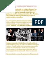 Los Principios Weider de Entrenamiento ( i Principios Básicos )