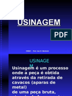 Usinagem Prof Jair Set 2011