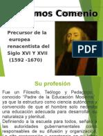 Presentacion Comenio