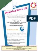 Renaming Room 102 - FINAL