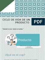 Ciclo de Vida de Un Producto
