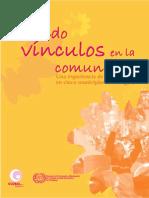 CREANDO VINCULOS EN LA COMUNIDAD - PARAGUAY - GI - PORTALGUARANI