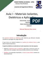 isolantes_dieltricos_aplicações