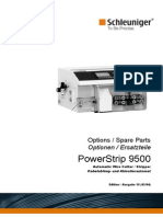 Ps95_spa_eg - Operation Instructions PowerStrip 9500