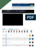 NFL Picks - Against the Spread - Week 2 - CBSSports