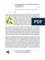 Biopiracy and Bio Prospection, A New Terminology for an Old Problem (French)