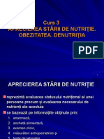 Obezitatea Si Denutritia