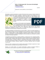 Biopiracy and Bio Prospection, A New Terminology for an Old Problem (Spanish)
