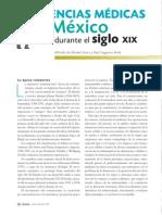 Rev. Ciencia. Vol. 62 N° 4- Las ciencias médicas en México durante el siglo XIX