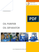 Oil Purifier & Oil Separator Stock List