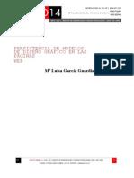 Persistencia de modelos de diseño gráfico en las paginas web