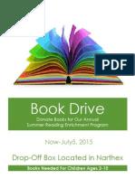 book drive(1)