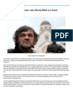 Blogs.spectator.co.Uk-Emir Kusturica Interview Why Slavoj Žižek is a Fraud