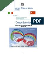 CRONACHE ECONOMICHE 2010 - 3