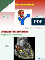 Hipertrofias auriculares