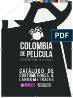 Catálogo Colombia de Película 2014