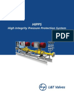 L&T High Integrity Pressure Protection System HIPPS