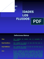 Propiedades I de fluidos ptroleros
