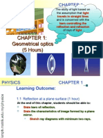 Matriculation Physics ( Geometrical Optics )