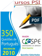 Provas Concursos Portugues Cespe 2010