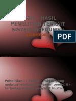 Hasil – Hasil Penelitian Terkait Sistem Integumen