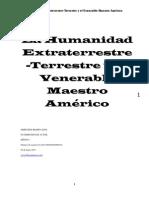 La Humaniad Extraterreste y El VMA