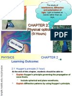 Matriculation Physics ( Physical Optics )